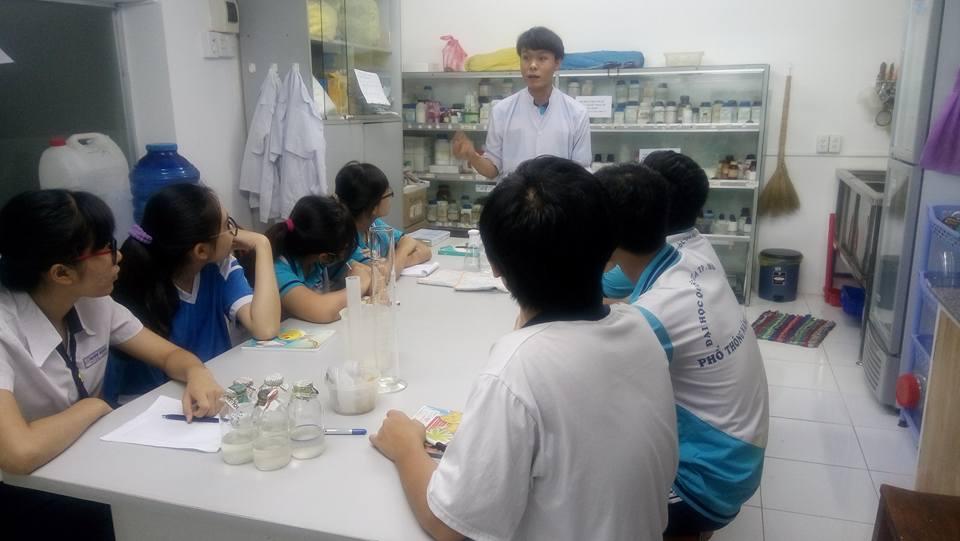 Bộ môn Chuyển hóa và Công nghệ sinh học thực vật (2)