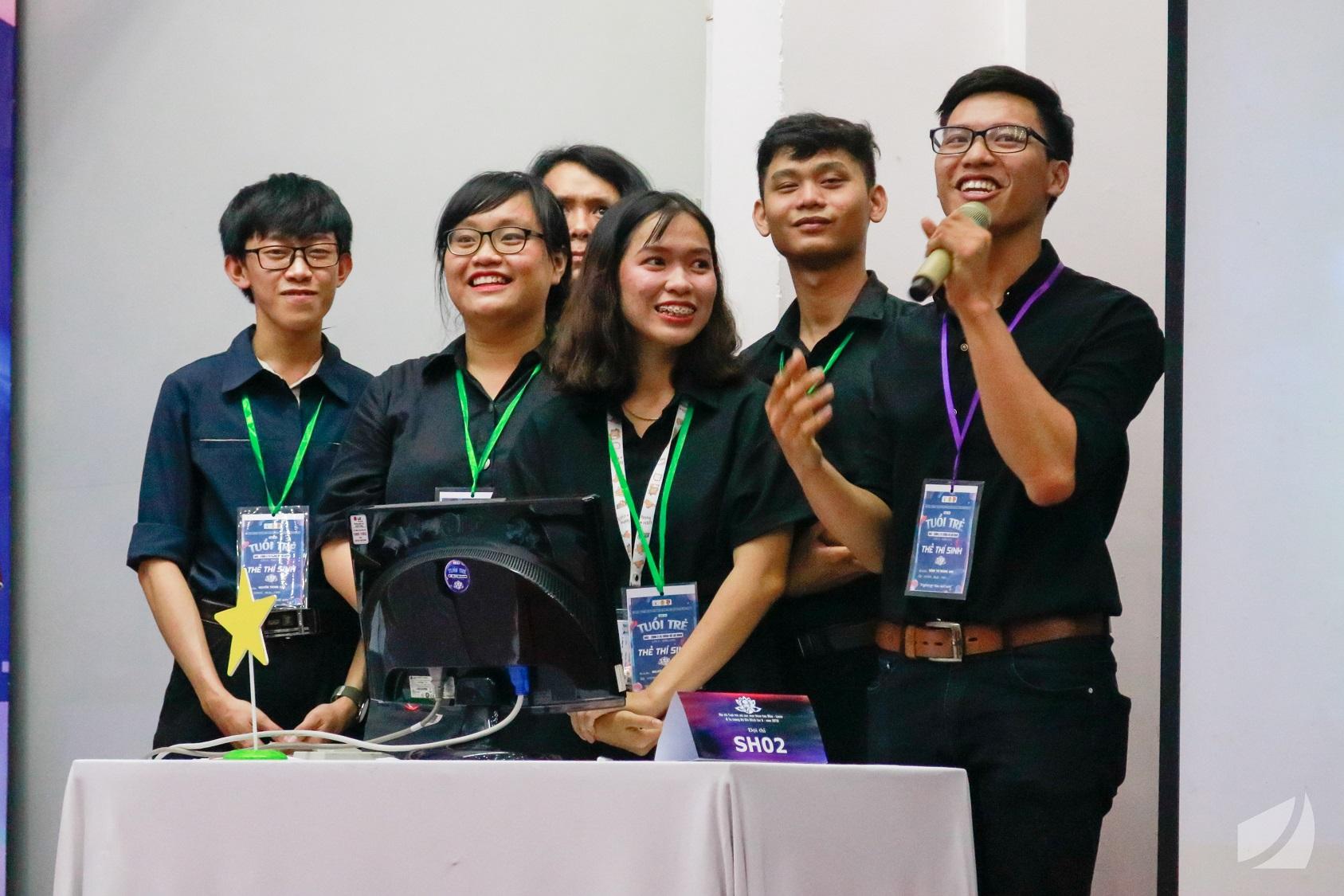 Đội SH02 xuất sắc giành giải nhất tại đêm chung kết hội thi