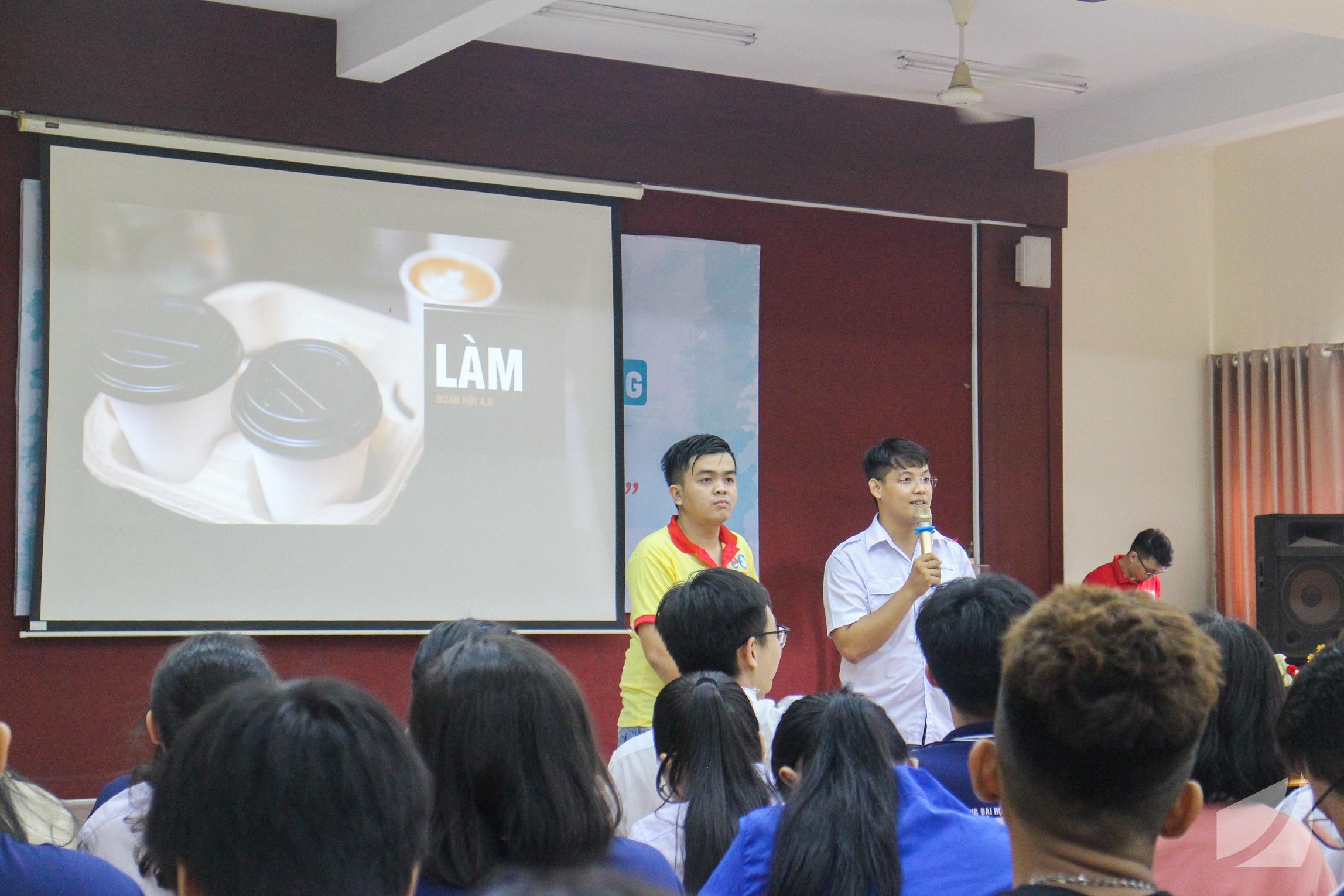 Chuyên mục Coffee LÀM - Nơi chia sẻ những kiến thức truyền thông cũng như phương pháp ứng dụng công nghệ thông tin trong công tác Đoàn, Hội